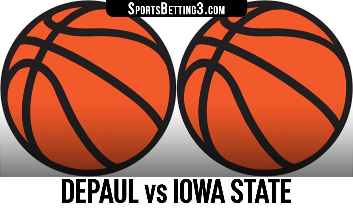 Depaul vs Iowa State Betting Odds