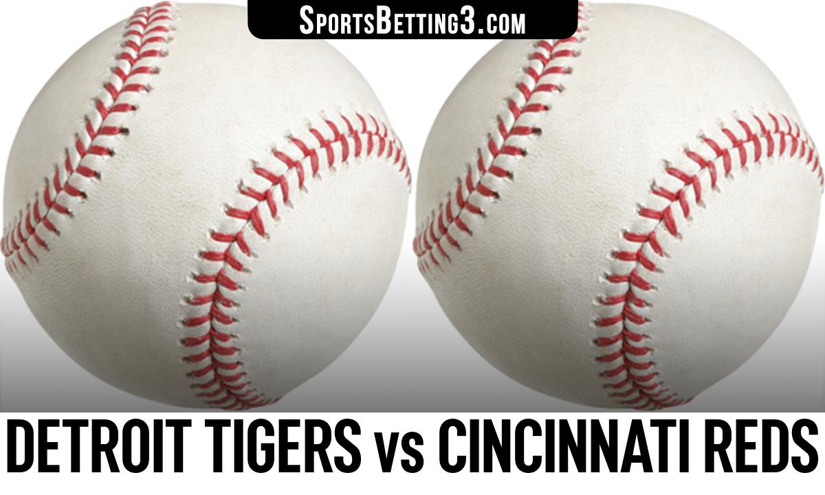 Detroit Tigers vs Cincinnati Reds Betting Odds