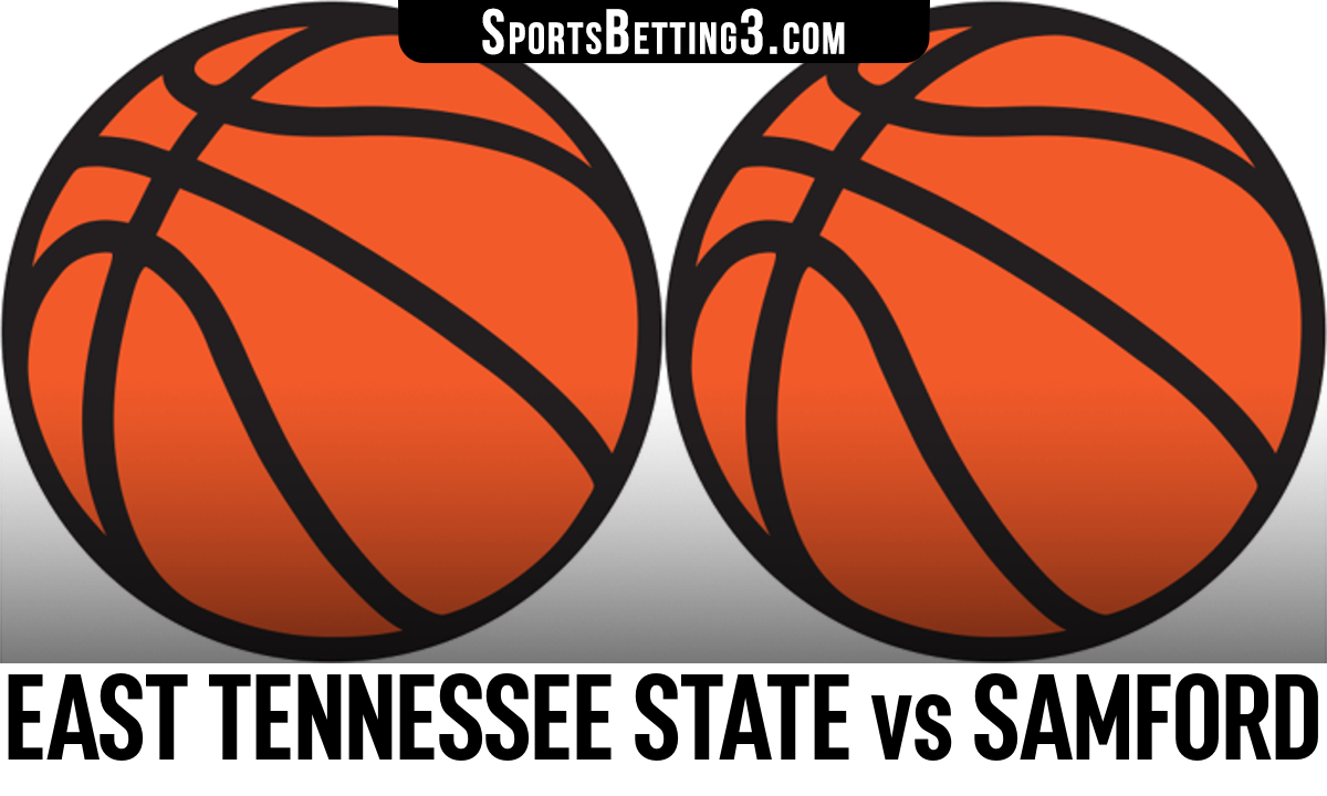 East Tennessee State vs Samford Betting Odds