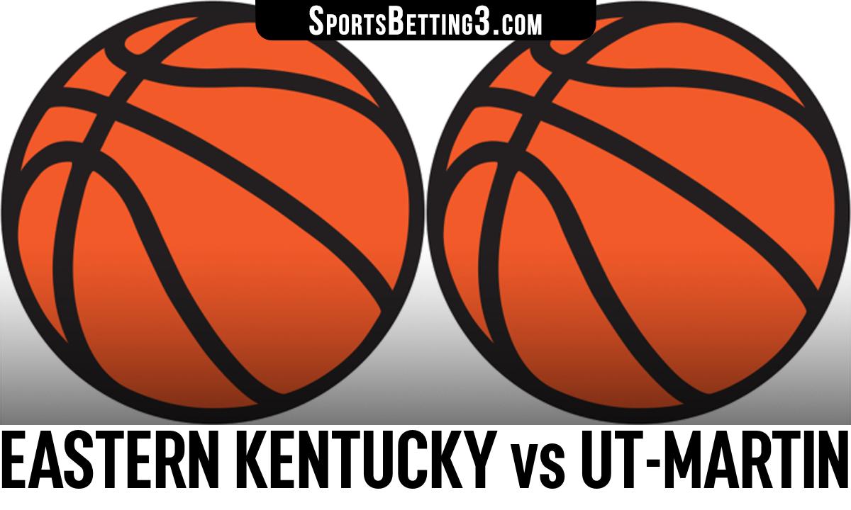 Eastern Kentucky vs UT-Martin Betting Odds