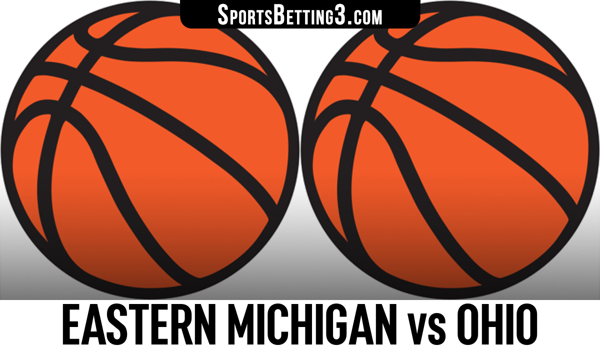 Eastern Michigan vs Ohio Betting Odds