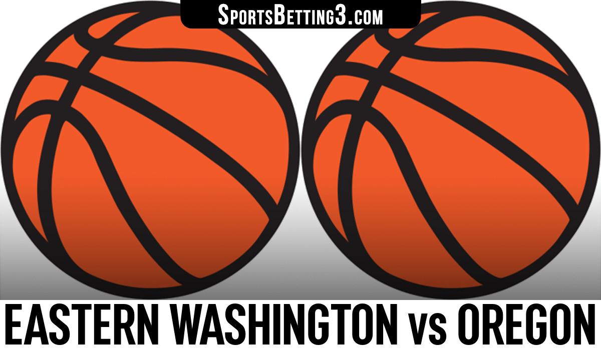 Eastern Washington vs Oregon Betting Odds
