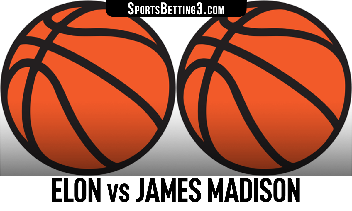 Elon vs James Madison Betting Odds