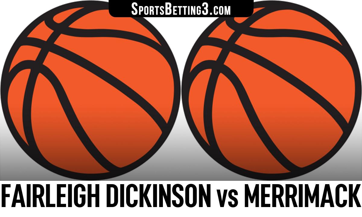 Fairleigh Dickinson vs Merrimack Betting Odds