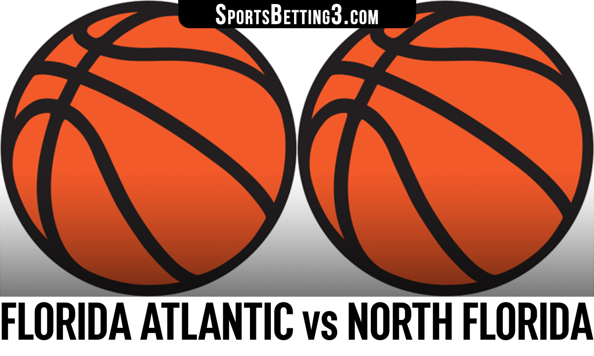 Florida Atlantic vs North Florida Betting Odds
