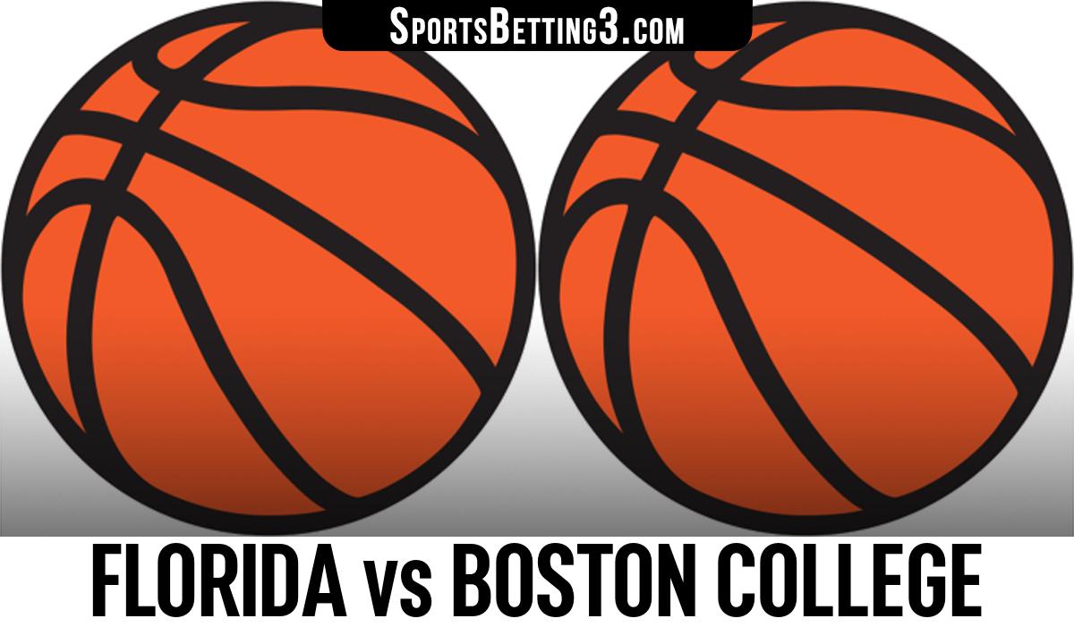 Florida vs Boston College Betting Odds