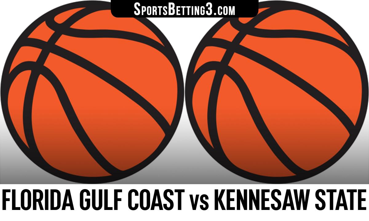 Florida Gulf Coast vs Kennesaw State Betting Odds