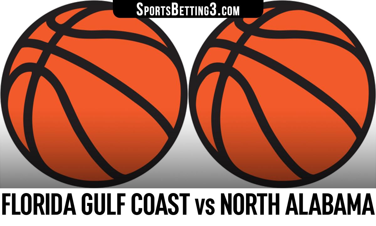 Florida Gulf Coast vs North Alabama Betting Odds