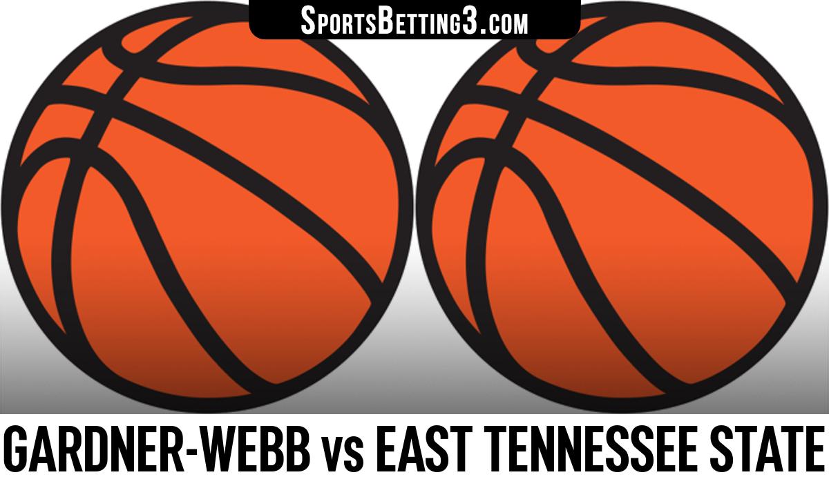 Gardner-Webb vs East Tennessee State Betting Odds