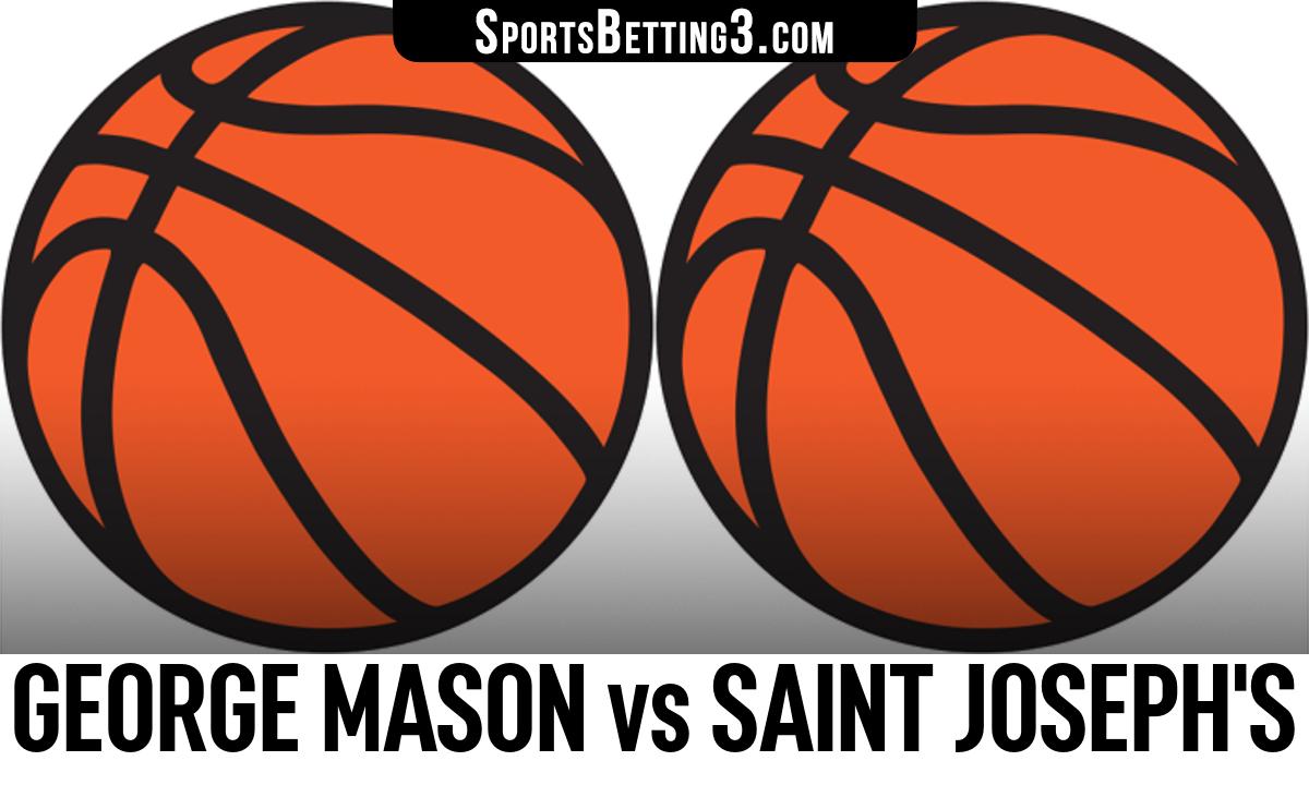 George Mason vs Saint Joseph's Betting Odds
