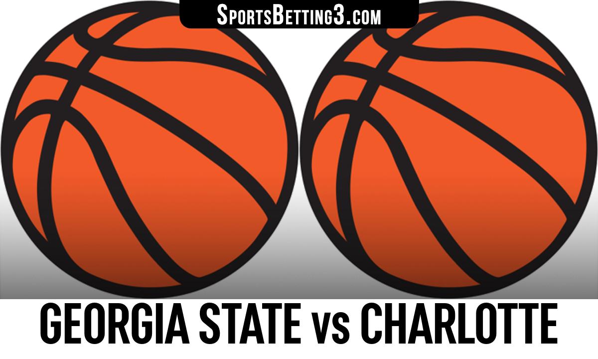 Georgia State vs Charlotte Betting Odds