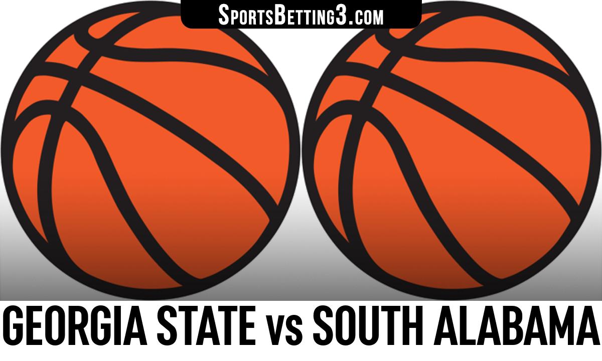 Georgia State vs South Alabama Betting Odds