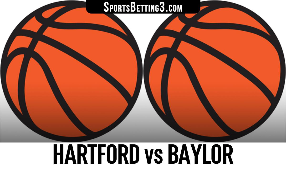 Hartford vs Baylor Betting Odds