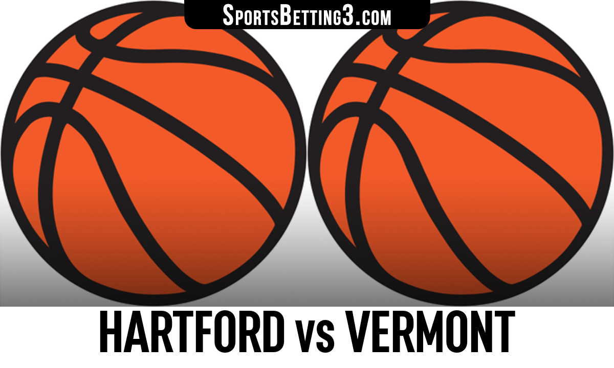 Hartford vs Vermont Betting Odds