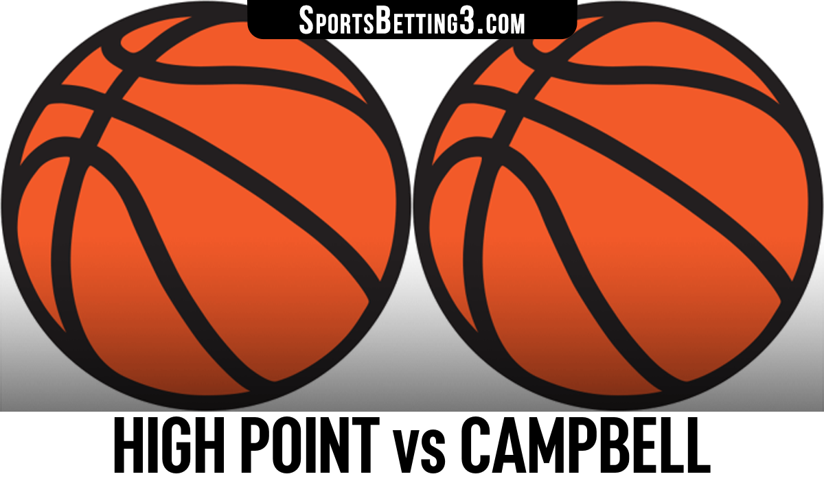 High Point vs Campbell Betting Odds