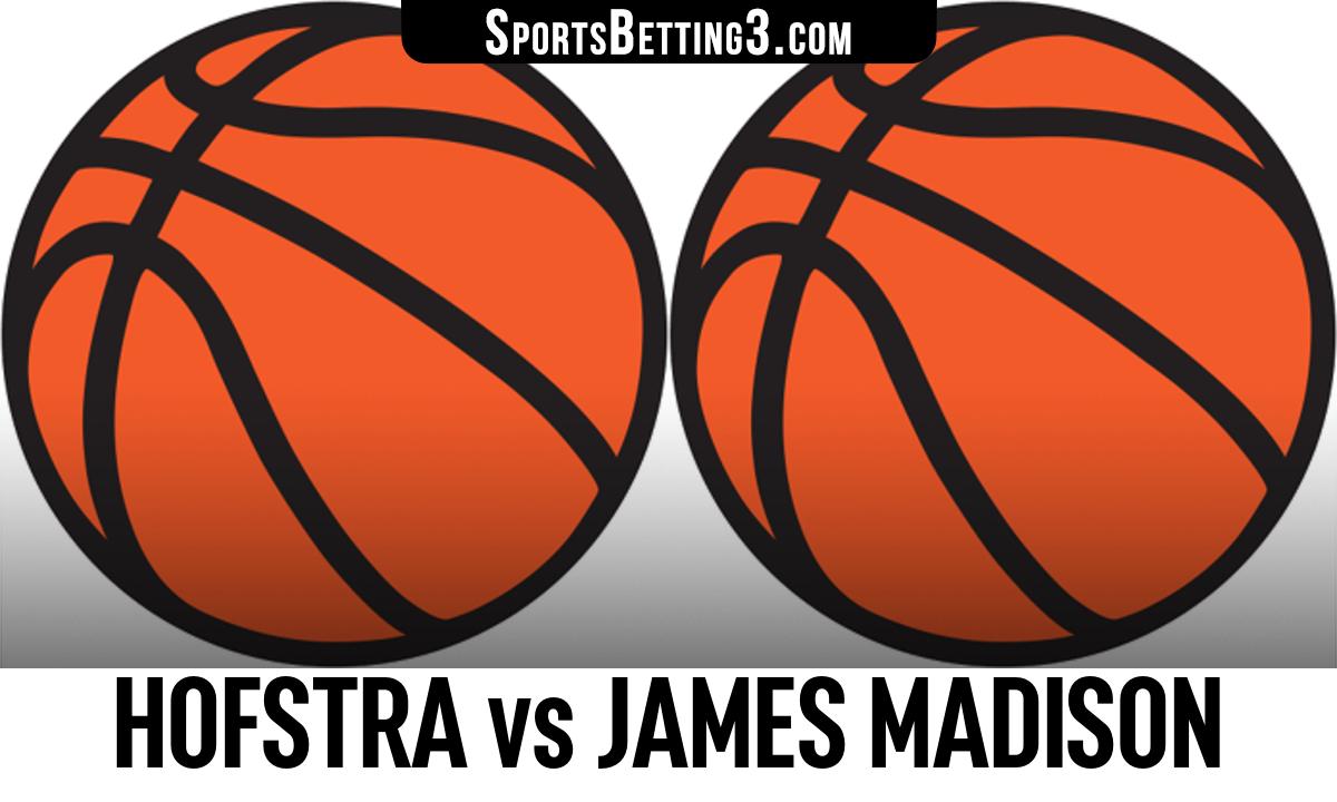 Hofstra vs James Madison Betting Odds
