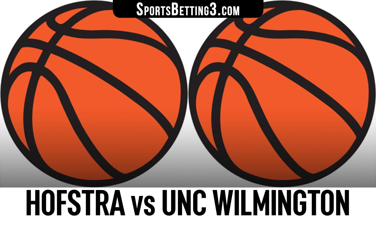 Hofstra vs UNC Wilmington Betting Odds