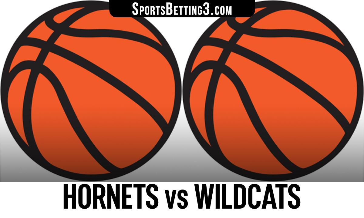 Hornets vs Wildcats Betting Odds