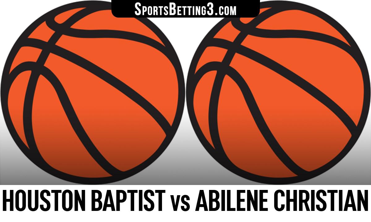 Houston Baptist vs Abilene Christian Betting Odds