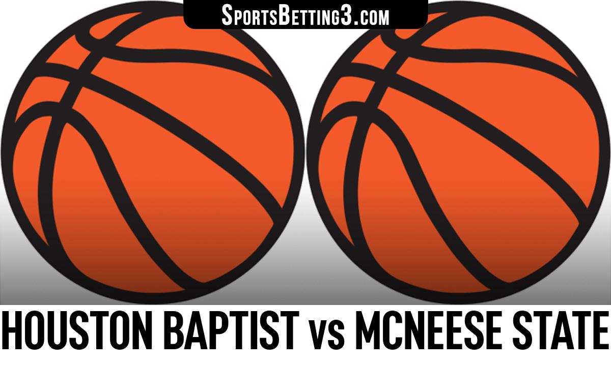 Houston Baptist vs McNeese State Betting Odds