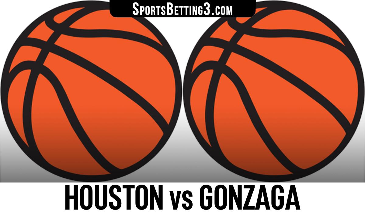 Houston vs Gonzaga Betting Odds