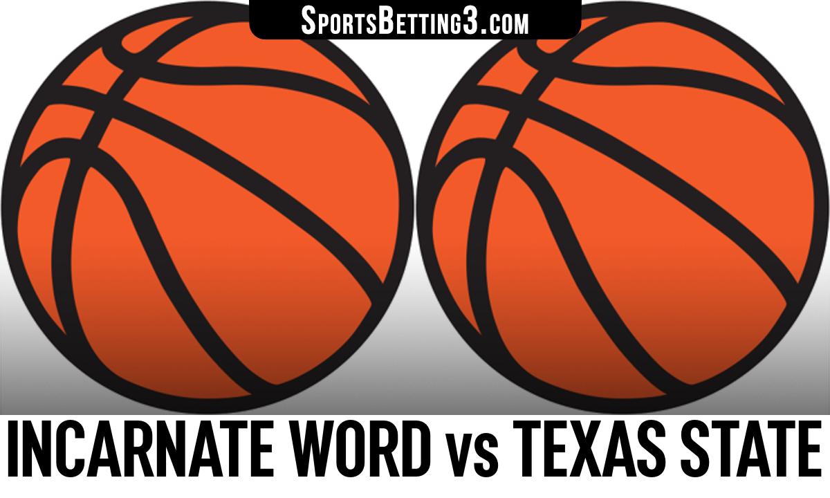 Incarnate Word vs Texas State Betting Odds
