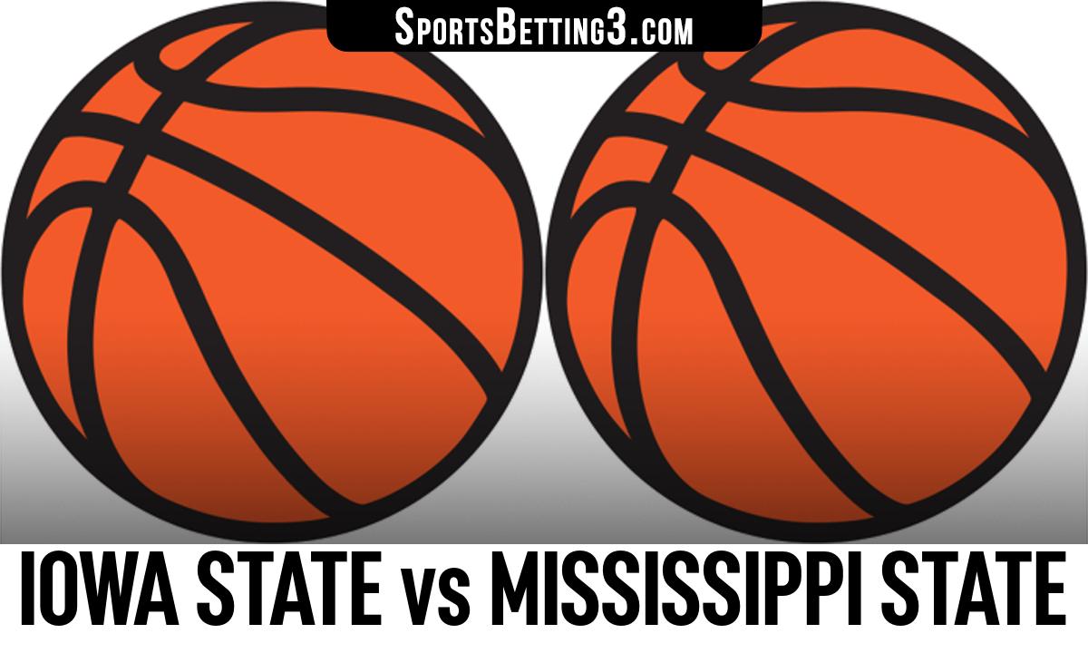 Iowa State vs Mississippi State Betting Odds