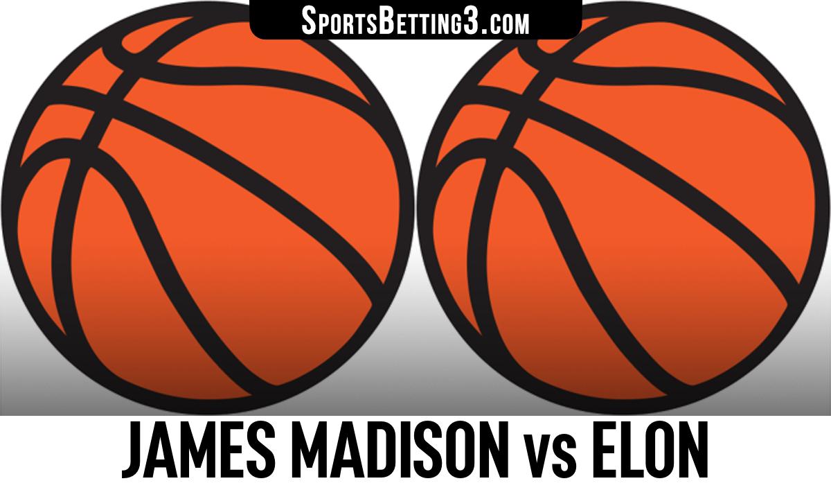James Madison vs Elon Betting Odds