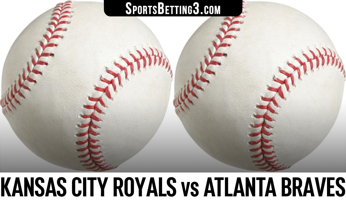 Kansas City Royals vs Atlanta Braves Betting Odds