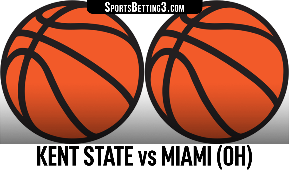 Kent State vs Miami (OH) Betting Odds