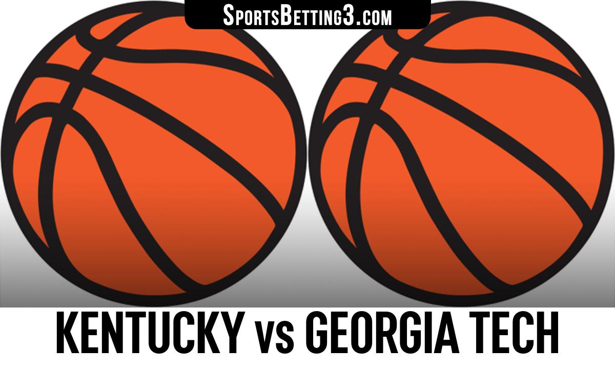 Kentucky vs Georgia Tech Betting Odds