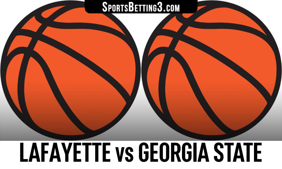 Lafayette vs Georgia State Betting Odds
