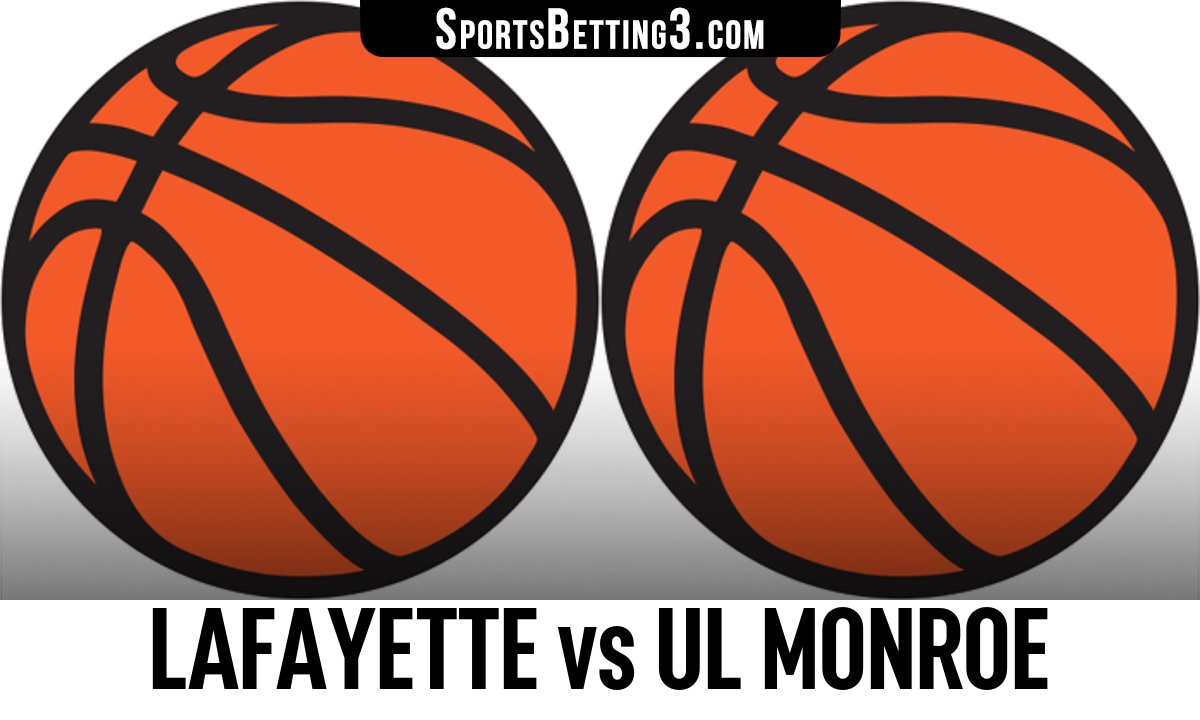 Lafayette vs UL Monroe Betting Odds