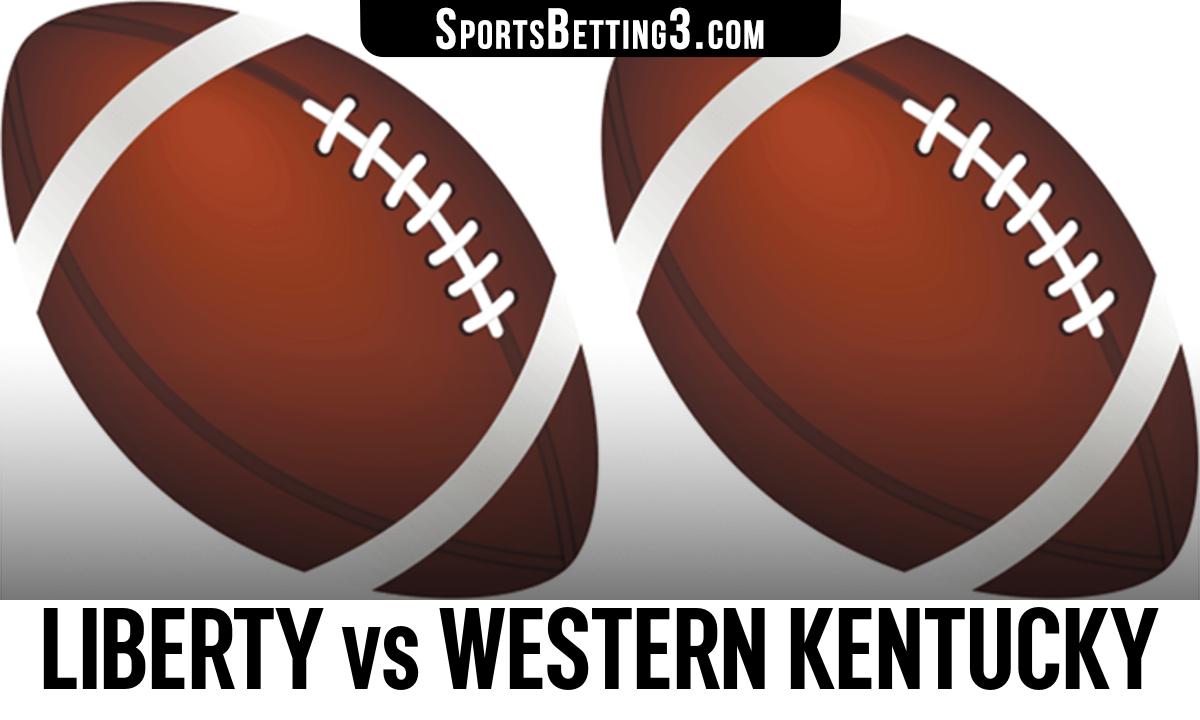 Liberty vs Western Kentucky Betting Odds