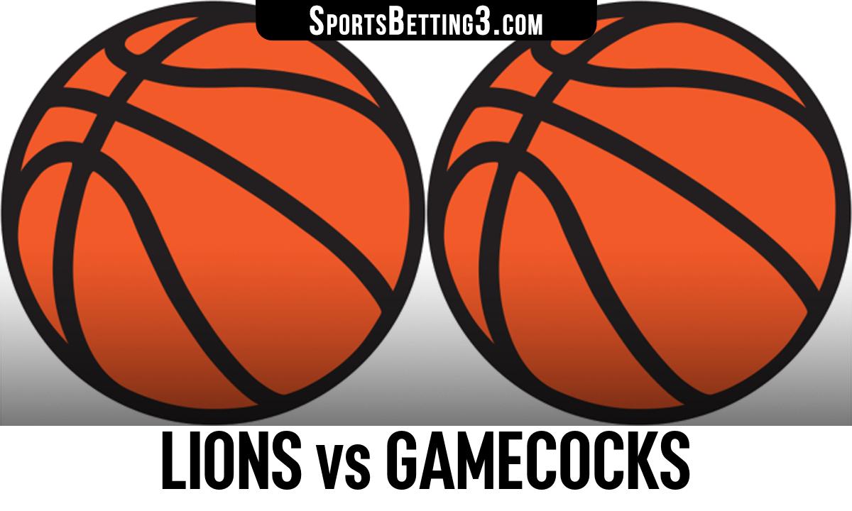 Lions vs Gamecocks Betting Odds