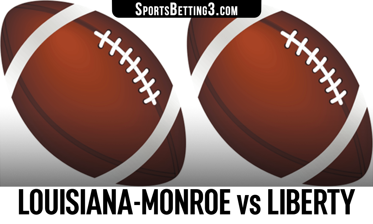 Louisiana-Monroe vs Liberty Betting Odds