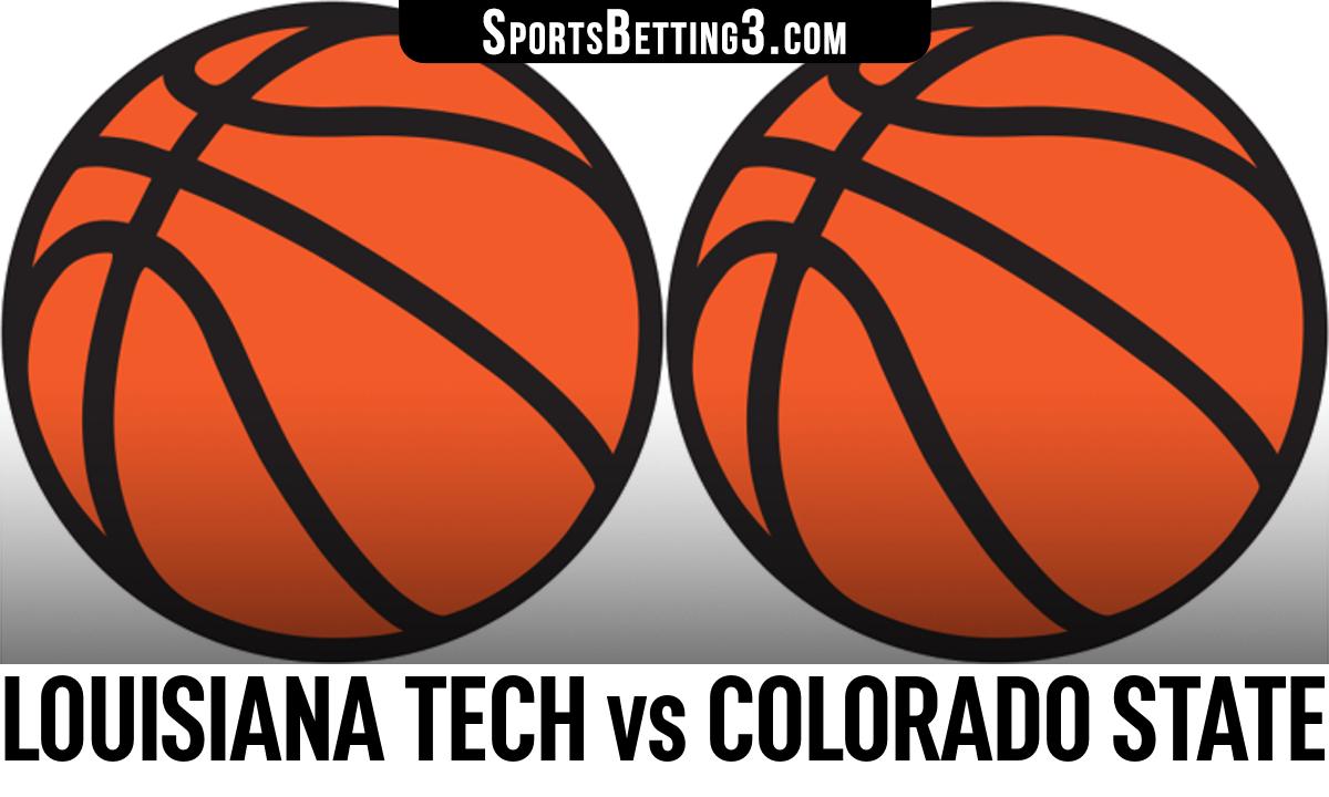 Louisiana Tech vs Colorado State Betting Odds