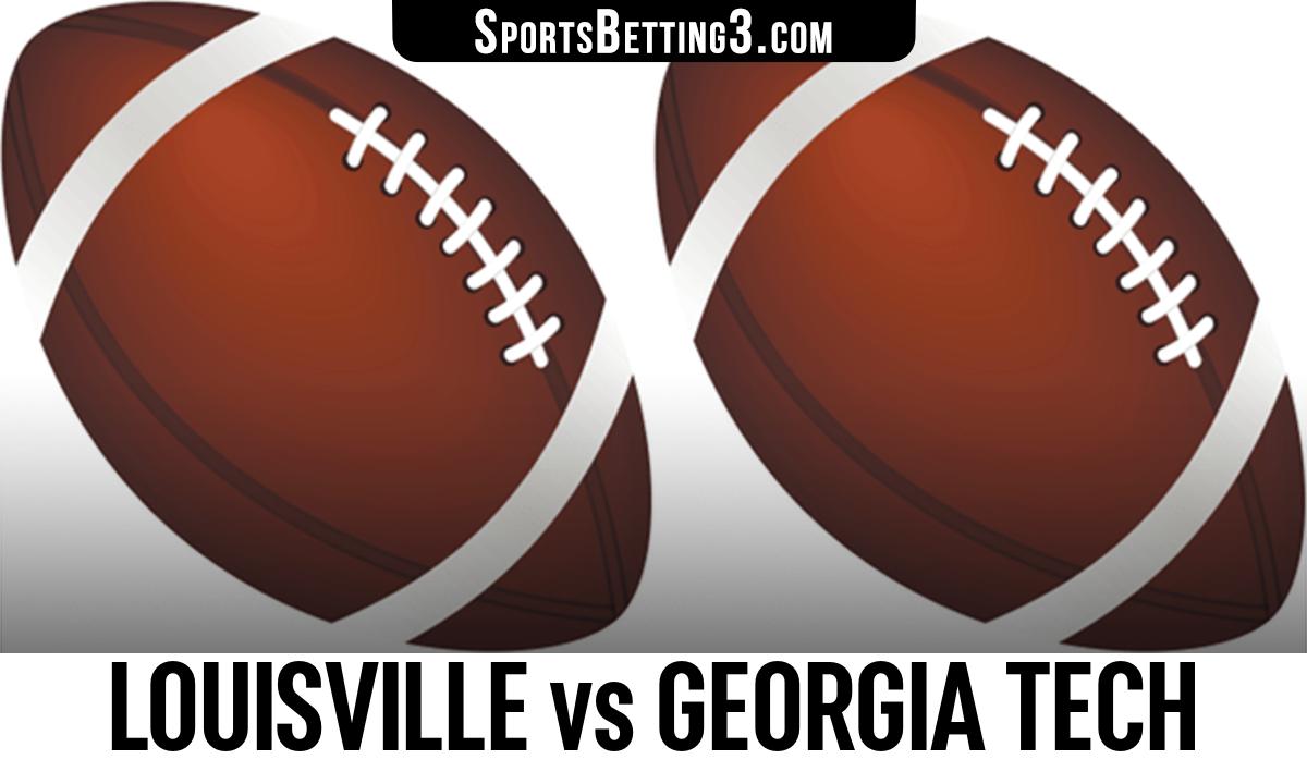 Louisville vs Georgia Tech Betting Odds