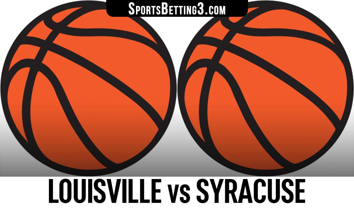 Louisville vs Syracuse Betting Odds