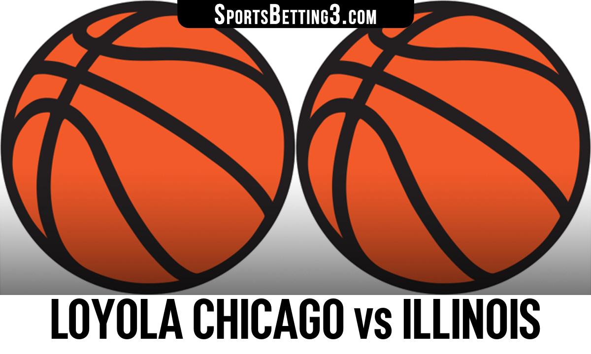 Loyola Chicago vs Illinois Betting Odds