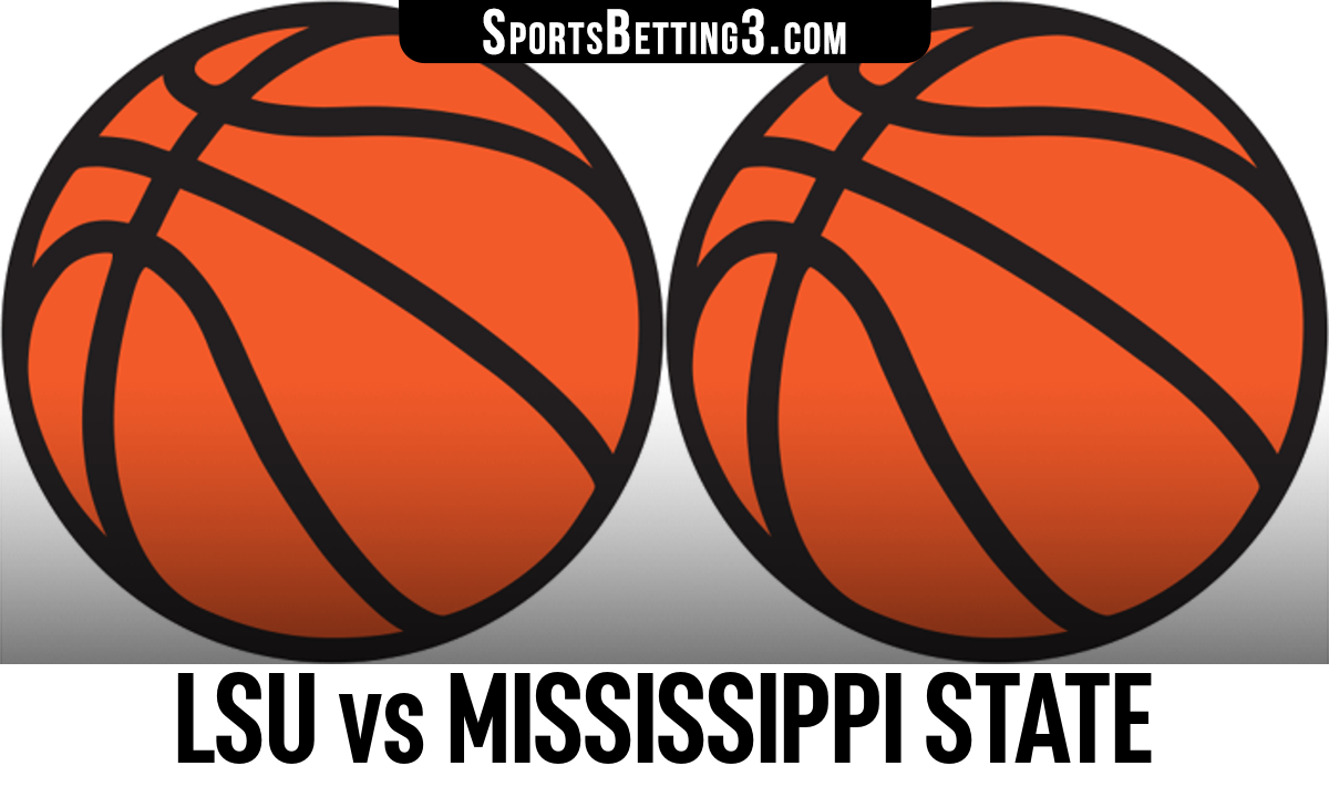 LSU vs Mississippi State Betting Odds
