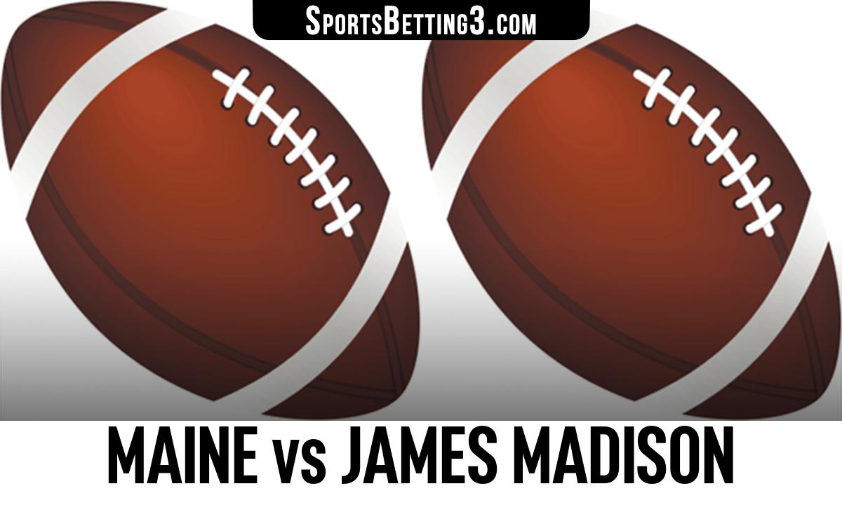 Maine vs James Madison Betting Odds