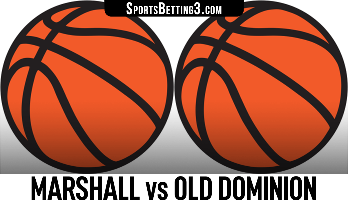 Marshall vs Old Dominion Betting Odds