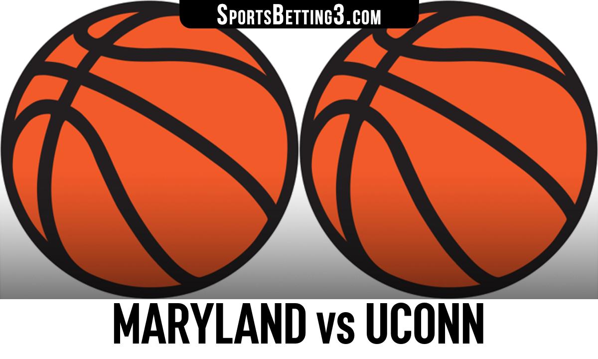 Maryland vs UConn Betting Odds