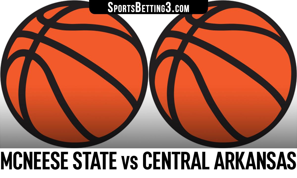 McNeese State vs Central Arkansas Betting Odds
