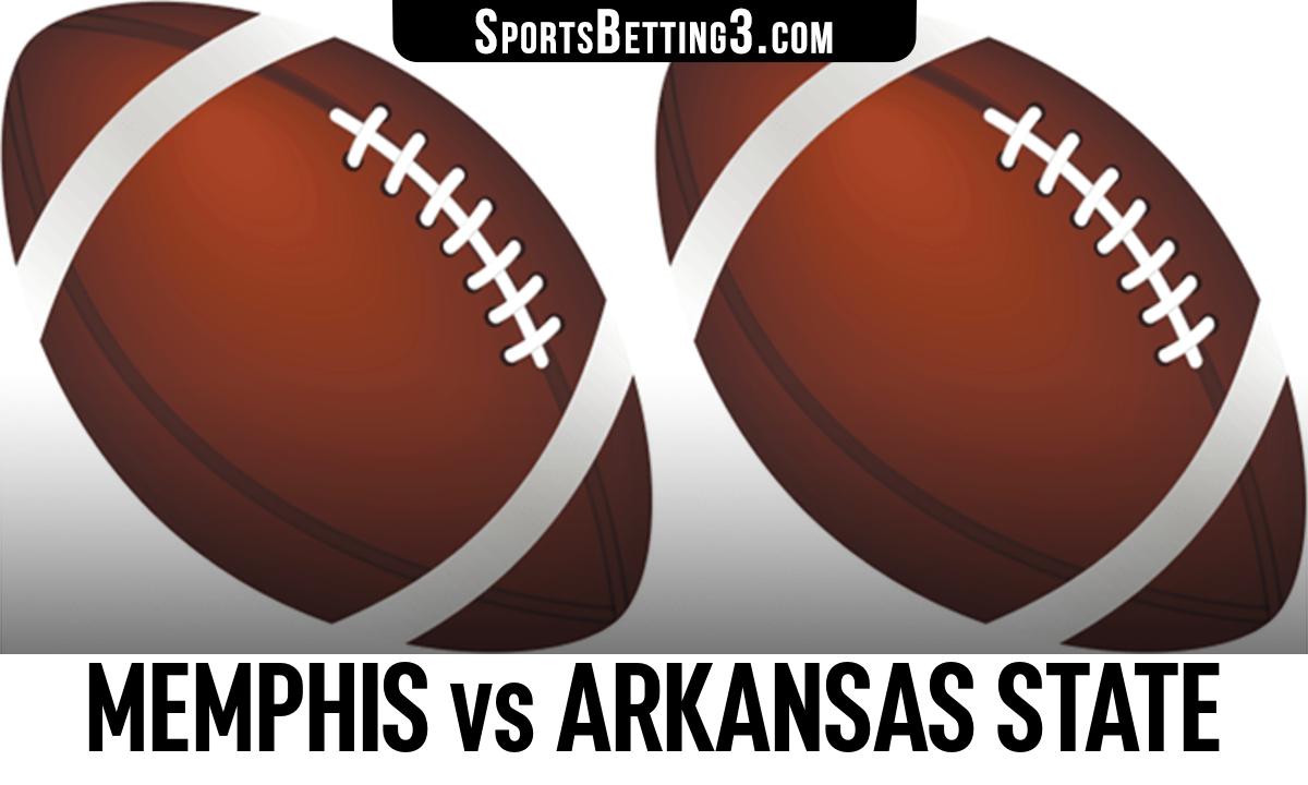 Memphis vs Arkansas State Betting Odds