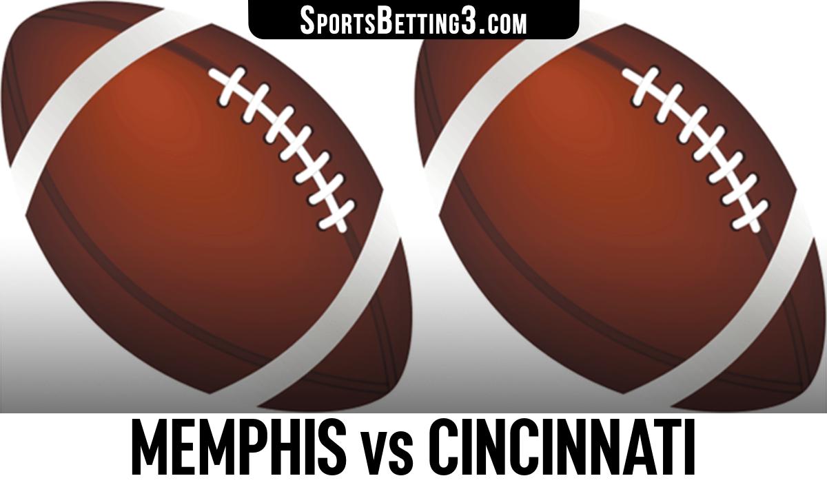 Memphis vs Cincinnati Betting Odds