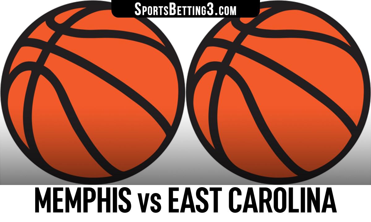 Memphis vs East Carolina Betting Odds