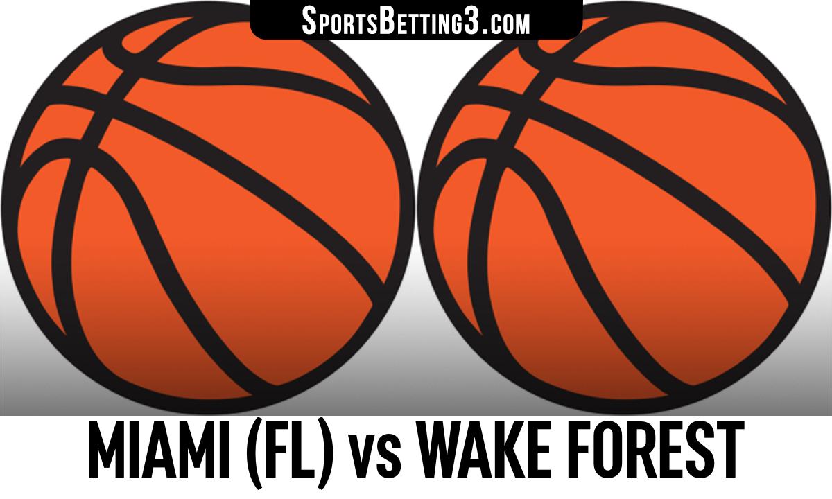 Miami (FL) vs Wake Forest Betting Odds
