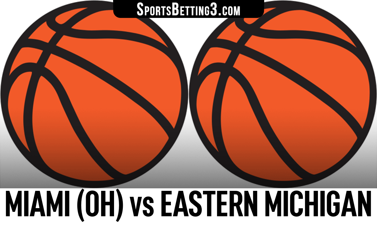 Miami (OH) vs Eastern Michigan Betting Odds